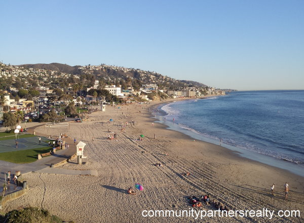 Mystic Hills Laguna Beach Neighborhood main beach laguna beach