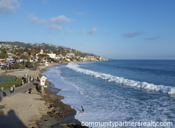 Temple Hills Laguna Beach Main Beach