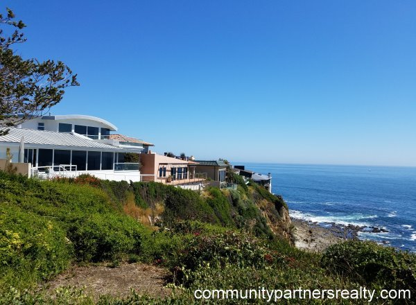 Crown Point Laguna Beach Community Parnters Realty