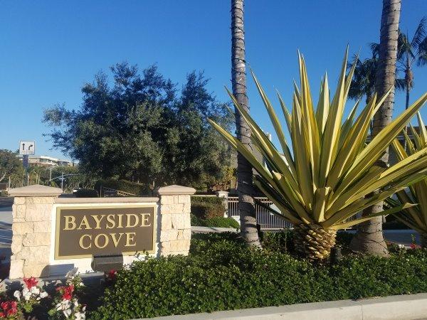 Bayside Cove Newport Beach