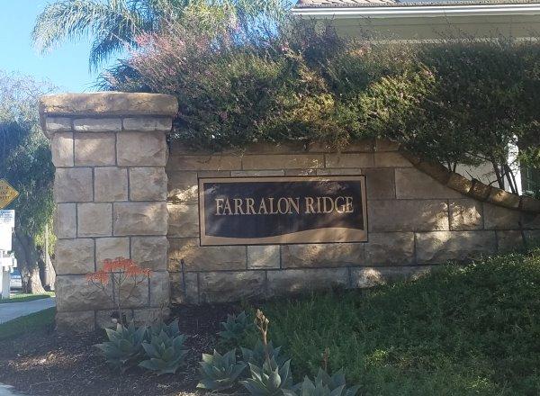 Farralon Ridge San Clemente