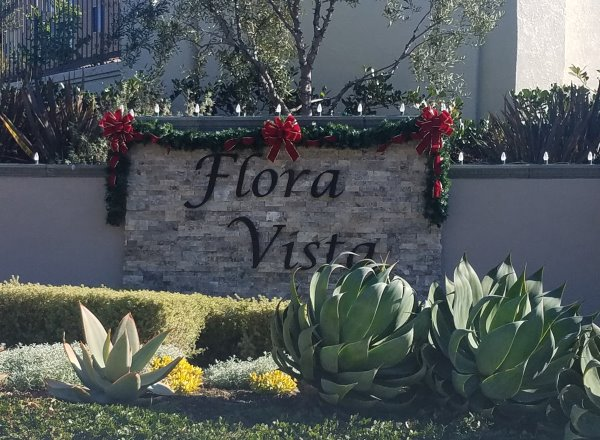 Flora Vista San Clemente