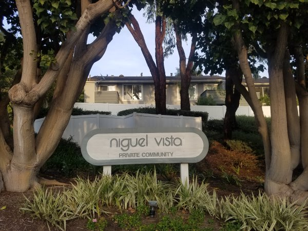 Niguel Vista Condos Laguna Niguel
