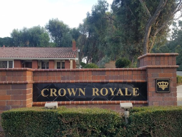 Crown Royale Laguna Niguel