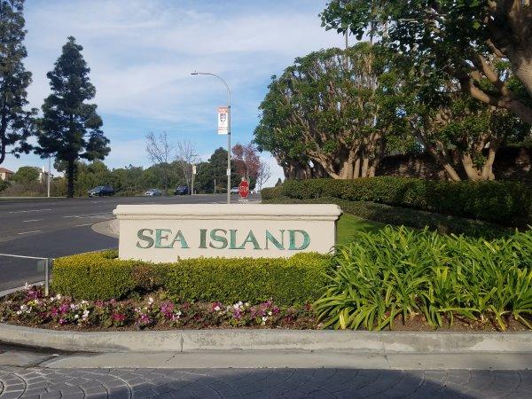 Sea Island Newport Beach