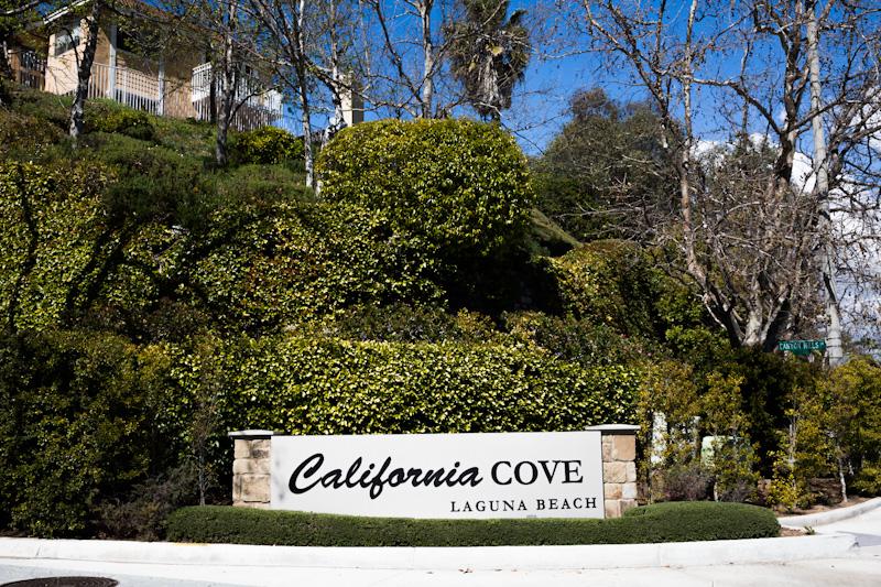 California Cove Laguna Beach
